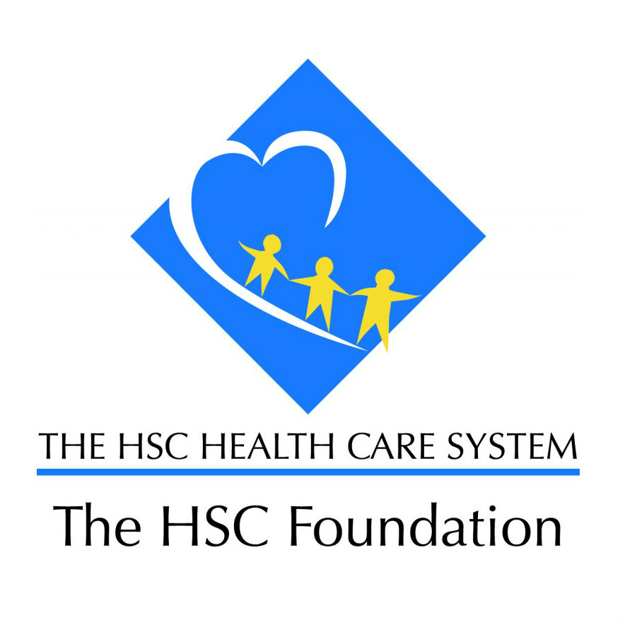 The HSC Health Care System, The HSC Foundation Logo