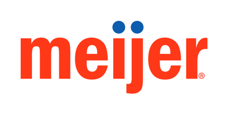 Logo for Meijer