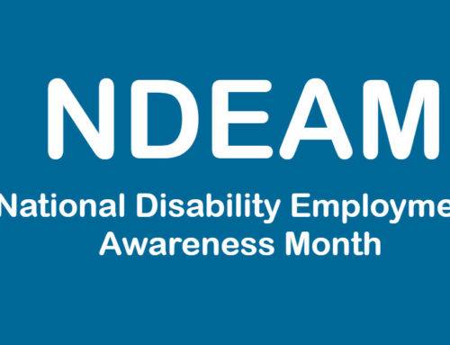 How corporations are celebrating National Disability Employment Awareness Month (NDEAM)
