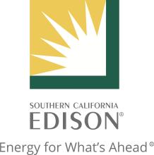 Southern California Edison logo.