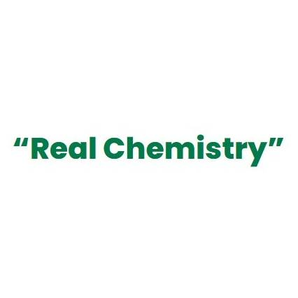 Real Chemistry temporary logo